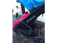 Phill & Teds Classic pushchair