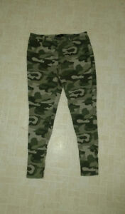 High-Rise Army Pants