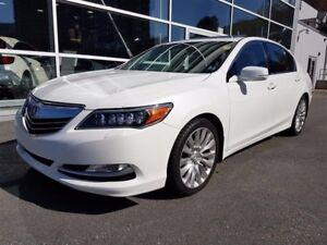 Acura RLX Technology Package 2014