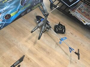 3 feet long RC Helicopter like new in box