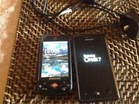 Samsung Omnia7 & GTi5700
