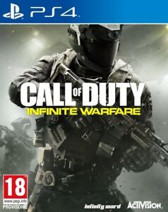 JEUX CALL OF DUTY POUR PS4
