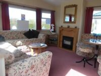 Cheap pre owned static caravan holiday home for sale in Hunstanton Norfolk - INC 2017 Site fees.