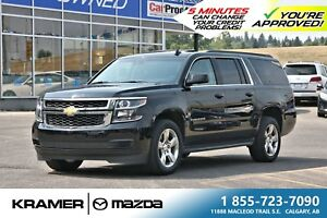 2015 Chevrolet Suburban LT w/Dual DVD & Towing Package