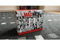 Complete Collection Mad Men Blu Ray