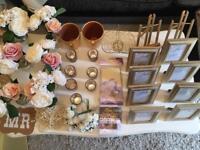 Gold Wedding Job Lot