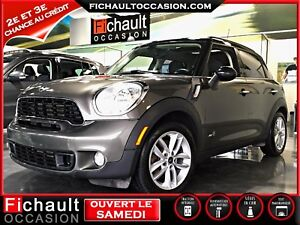 MINI Cooper Countryman S ALL4 4 portes