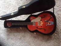 Gretsch 6120 Brian Setzer Hot Rod - Candy Apple Red - wonderful!