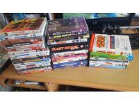 Various DVDs Film, TV, Kids