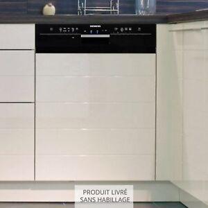 Installation lave-vaisselle,laveuse-secheuse,hotte cuisine!