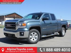 2014 GMC Sierra 1500 SLE  Running Boards - Low Kms - Tow Pkg - 4