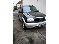 Suzuki vitara late 2003 new cat.fully serviced by Suzuki technician 1 owner from new.