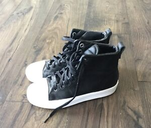 Ladies Size 5 1/2 Adidas High Tops