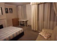 CHEAP DOUBLE room + PRIVATE GARDEN in CENTRAL LONDON just 90£/w per person !! ALL Bills inc.