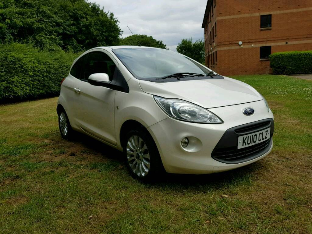 Ford Ka   Year Tax