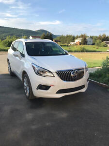2016 Buick Envision SUV, Crossover