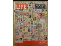 Don't bin those old unwanted stamp collecting magazines, this OAP would give them a good home