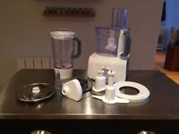 3L Kenwood Food Processor and other Misc Accessories