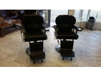 Barber chair