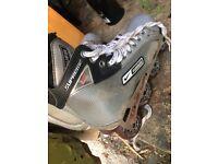 Roller blades skates Nike Bauer size 8