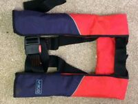 AUTOMATIC LIFE JACKETS