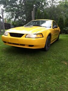 1999 Ford Mustang 35th Anniversary Edition