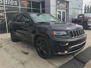 2015 JEEP GRAND CHEROKEE ECO DIESEL OVERLAND WITH ONLY 670 KMS !