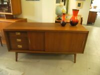 FURNITURE TEAK ROSEWOOD WALNUT MID CENTURY