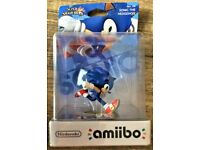 Amiibo Super Smash Bros No.26 Sonic The Hedgehog