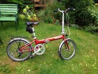 DAHON Vitesse D7, folding bike 🚴