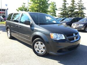 2012 Dodge Grand Caravan *SXT*FULL STO N GO*ROOF RACKS*