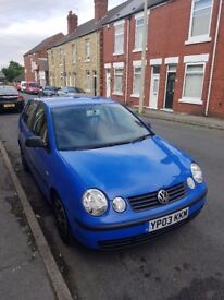 Vw polo 1.2 2003 MUST SEE QUICK SALE