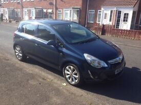 2013 Vauxhall Corsa 1.3 CDTI Active E/F 1 Lady Owner £30 Per Year Tax Diesel