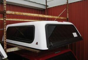 2007-2013 GMC Sierra 5.8' Brand New white Leer Legend Truck Cap