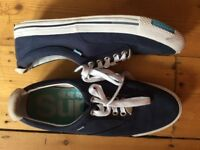 Superdry shoes pumps trainers size UK 10 USA 11/11 well used old rough Collect or post