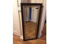 Brown and Gold Pagazzi Mirror