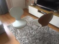 Four Dwell Dining Chairs
