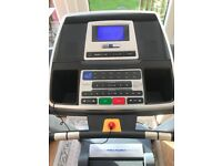 Hardly used Folding Treadmill for Sale