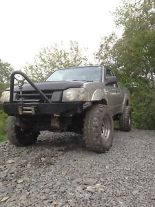 Lifted&Locked 03 Nissan Frontier