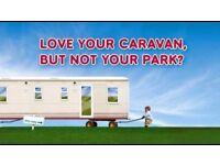 bring your Caravan to Regent BAY holiday park near Lancaster/ Morecambe / 12 month season