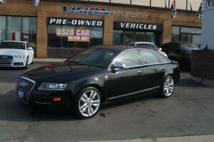 2007 Audi S6 5.2 (A6)/V10/LEATHER/SUNROOF