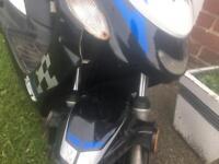 Longjia digita 51 50cc moped