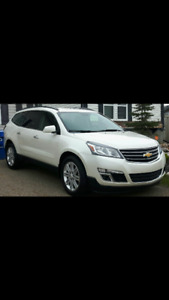 2014 Chevrolet Traverse 1LT AWD SUV, Crossover