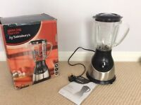 GLASS JUG BLENDER BY SAINSBURYS Great for smoothies