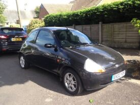 Ford Ka Luxe spares & repairs