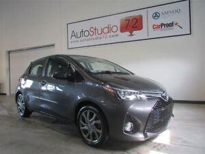 2015 Toyota Yaris SE**AUTOMATIQUE**MAGS**TOUT ÉQUIPÉ**