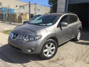 2009 NISSAN MURANO WAD SL***PANORAMIQUE+CAMÉRA+TRÈS PROPRE***