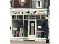 Chef/Cook Veggie cafe bar, evenings and weekends F/T & P/T Whitstable