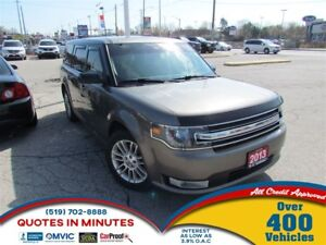 2013 Ford Flex SEL | ALLOYS | 8 PASS | MUST SEE