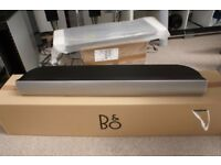 BANG AND OLUFSEN BEOLAB 7 SOUNDBAR WITH AN ADOPTER TO CONNECT IT TO ANY TV BEST SOUND 07707119599